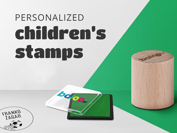 PERSONALIZED CHILDREN'S STAMPS