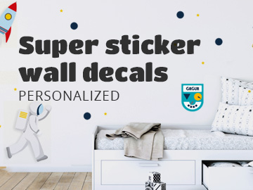 Super stickers